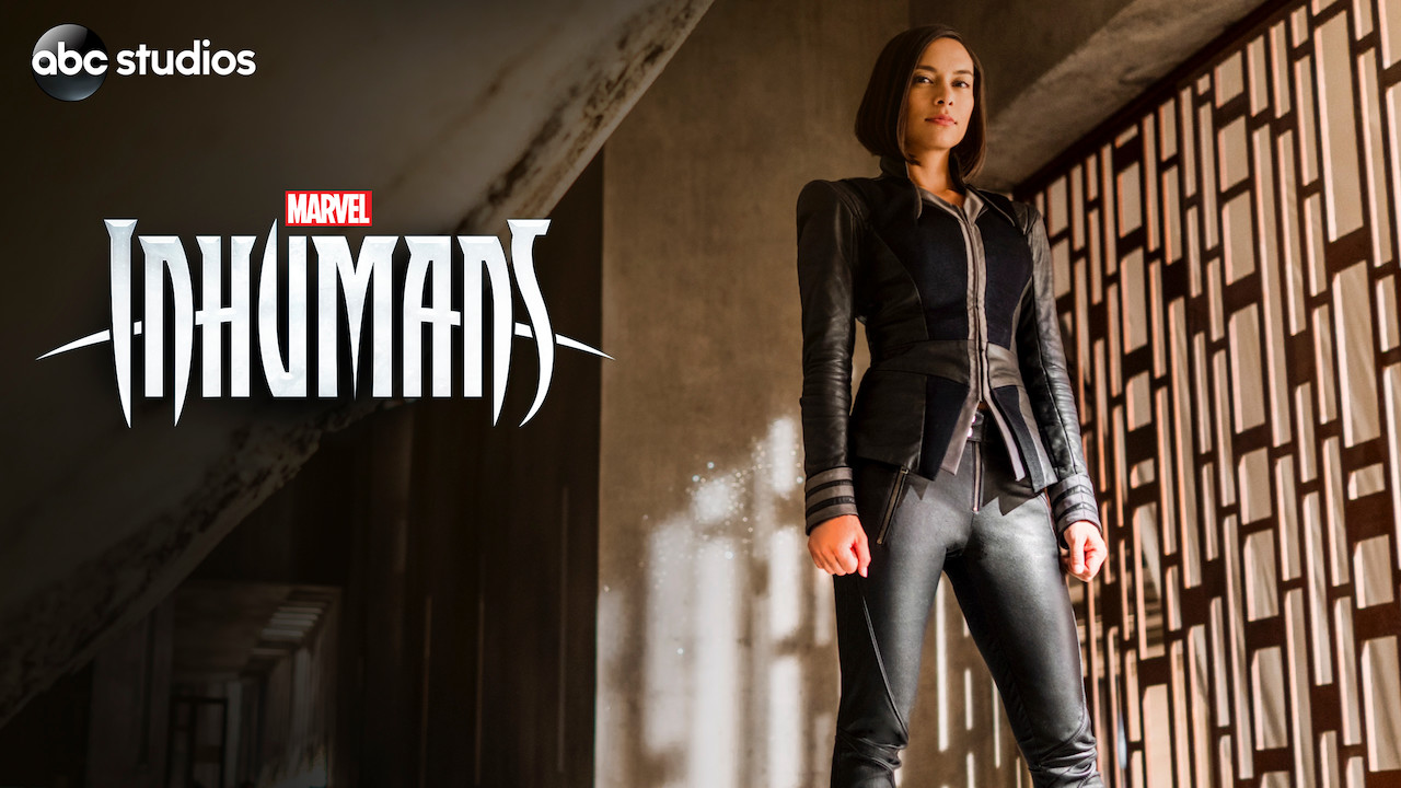 Marvel - Inhumans 1080p