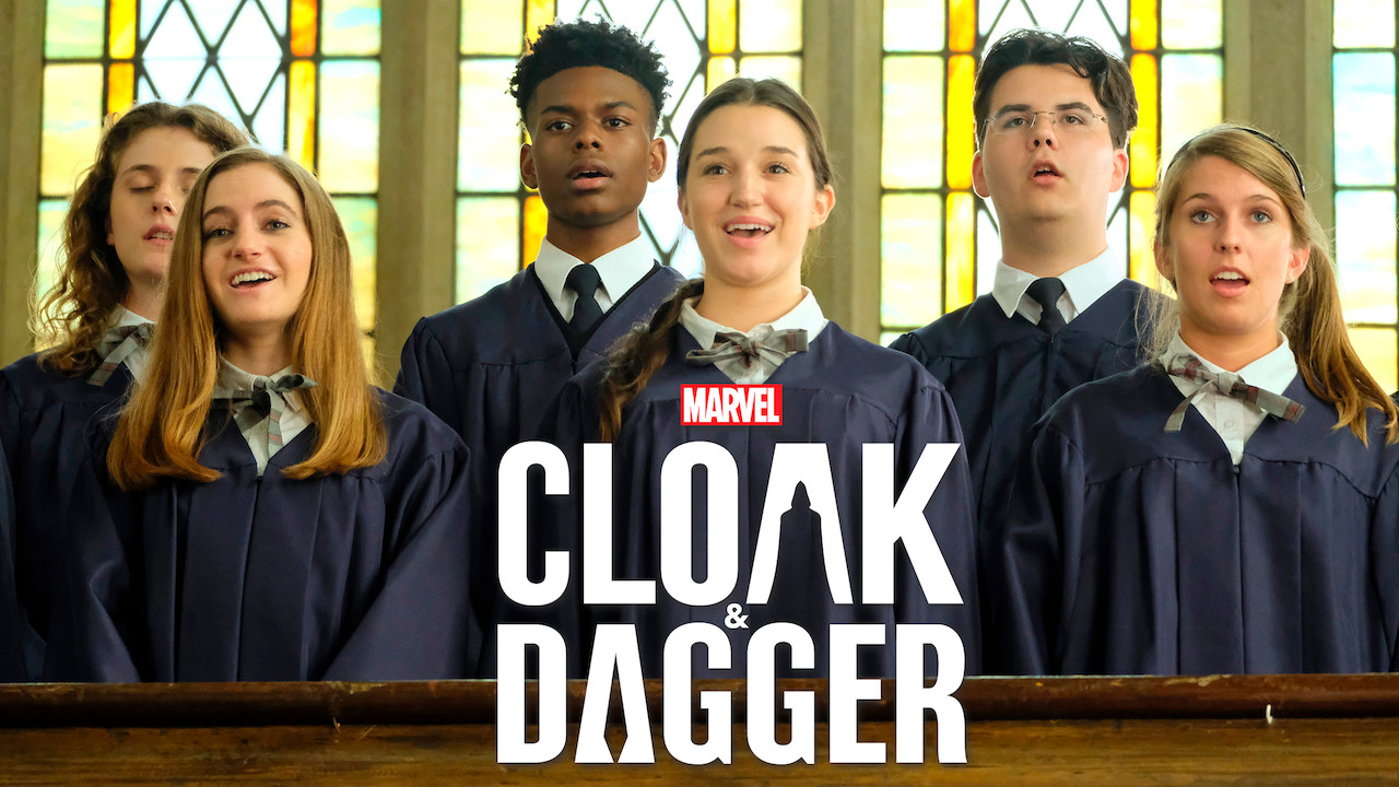 Marvel's Cloak and Dagger 1080p